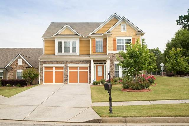 338 Gather Circle, Lawrenceville, GA 30043 (MLS #6922911) :: The Realty Queen & Team