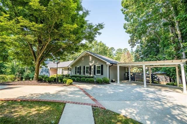 1855 Cox Road, Roswell, GA 30075 (MLS #6922933) :: North Atlanta Home Team