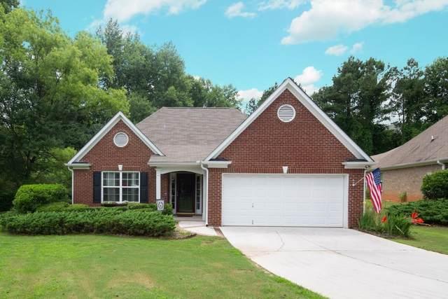 274 Bent Ridge Drive N, Dawsonville, GA 30534 (MLS #6922944) :: The Justin Landis Group