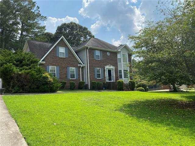 135 Clearbrook Way, Fayetteville, GA 30215 (MLS #6922953) :: North Atlanta Home Team