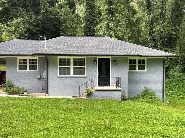 123 Pat Mell Road SE, Marietta, GA 30060 (MLS #6922956) :: RE/MAX Prestige