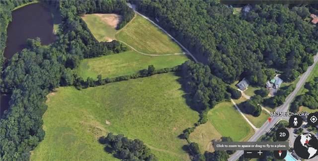 8135 East Cherokee, Canton, GA 30115 (MLS #6922959) :: RE/MAX Paramount Properties