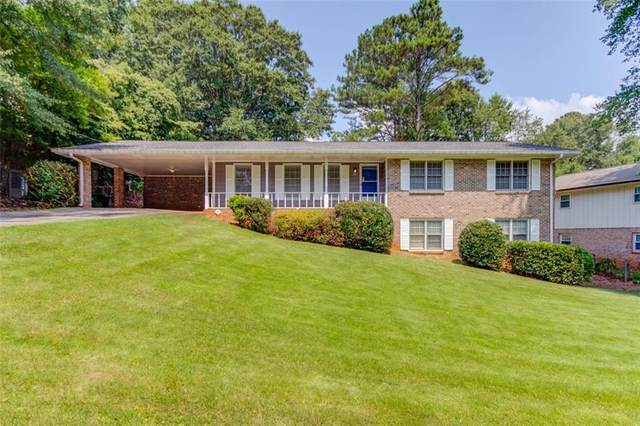 2660 Summit Hills Drive, Tucker, GA 30084 (MLS #6922974) :: North Atlanta Home Team