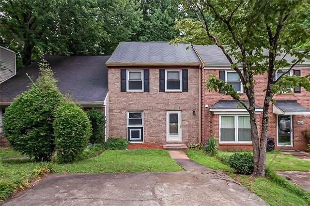 703 Twin Brooks Court SE, Marietta, GA 30067 (MLS #6922978) :: North Atlanta Home Team