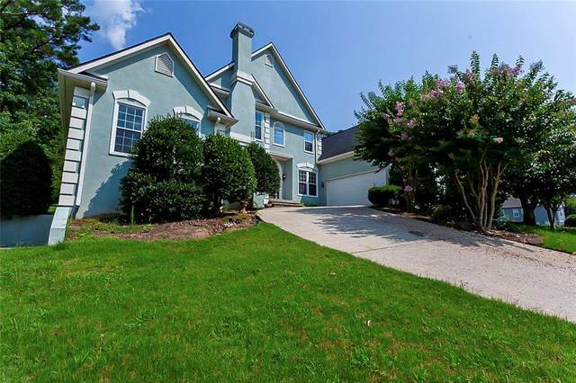 1580 Timberline Trace, Snellville, GA 30078 (MLS #6922988) :: The Huffaker Group