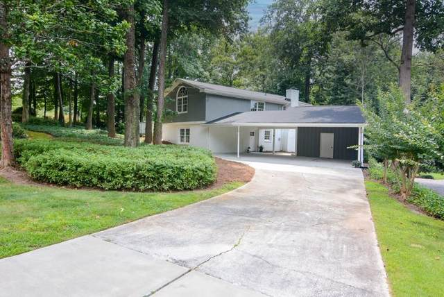 2420 Leisure Lake Drive, Dunwoody, GA 30338 (MLS #6922993) :: North Atlanta Home Team