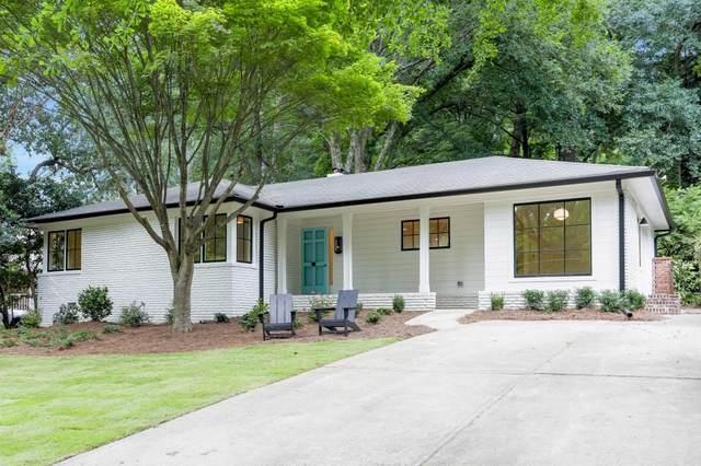 2259 Brookview Drive, Atlanta, GA 30318 (MLS #6923038) :: Tonda Booker Real Estate Sales
