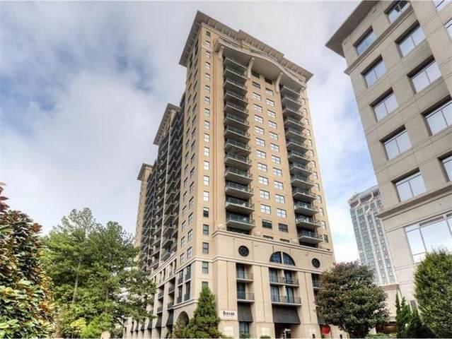 3040 Peachtree Road NW #1301, Atlanta, GA 30305 (MLS #6923090) :: AlpharettaZen Expert Home Advisors