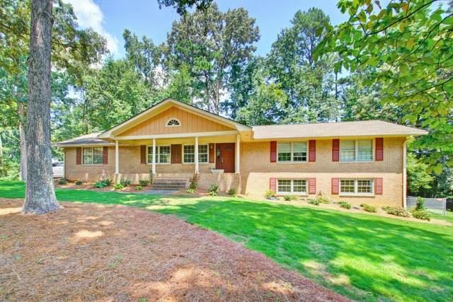3587 Junior High Drive, Lithia Springs, GA 30122 (MLS #6923097) :: North Atlanta Home Team