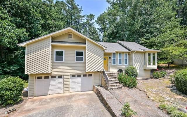 2255 Sparrow Ridge Drive NE, Marietta, GA 30066 (MLS #6923098) :: Atlanta Communities Real Estate Brokerage