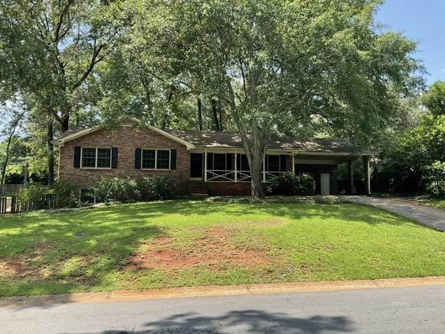 160 Watson Drive, Athens, GA 30605 (MLS #6923100) :: North Atlanta Home Team