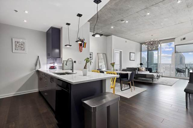 860 Peachtree Street NE #2405, Atlanta, GA 30308 (MLS #6923106) :: RE/MAX Paramount Properties