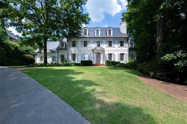 875 W Paces Ferry Road NW, Atlanta, GA 30327 (MLS #6923107) :: The Hinsons - Mike Hinson & Harriet Hinson