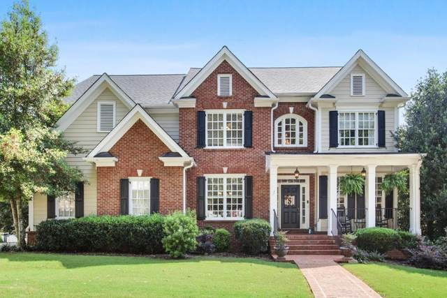 4879 Tarry Glen Drive, Suwanee, GA 30024 (MLS #6923111) :: Charlie Ballard Real Estate