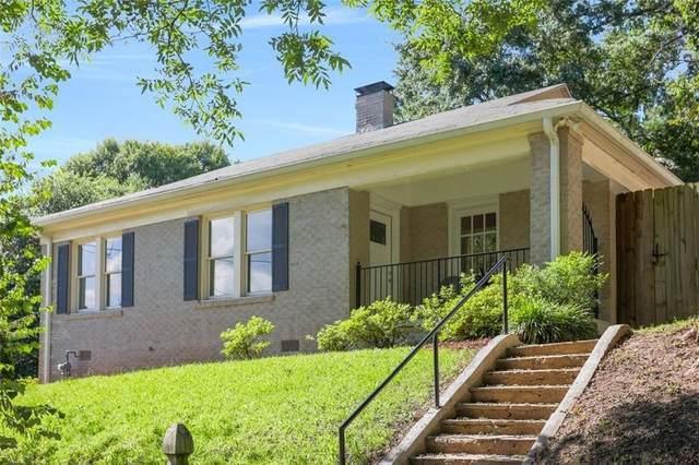 1314 Hosea L Williams Drive NE, Atlanta, GA 30317 (MLS #6923132) :: The Gurley Team