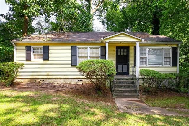 1711 Bridgeport Drive NE, Atlanta, GA 30329 (MLS #6923143) :: Good Living Real Estate