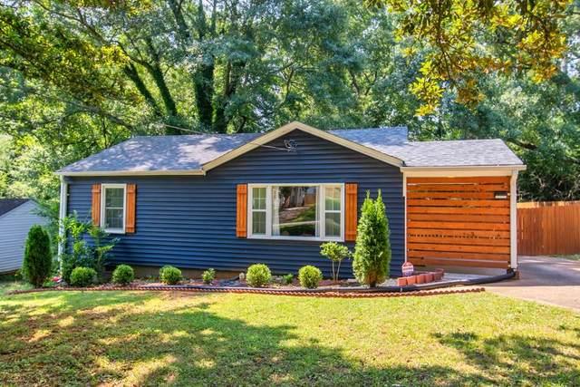 3570 Orchard Circle, Decatur, GA 30032 (MLS #6923148) :: North Atlanta Home Team