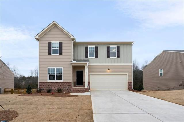 158 Siena Drive, Cartersville, GA 30120 (MLS #6923160) :: The Justin Landis Group