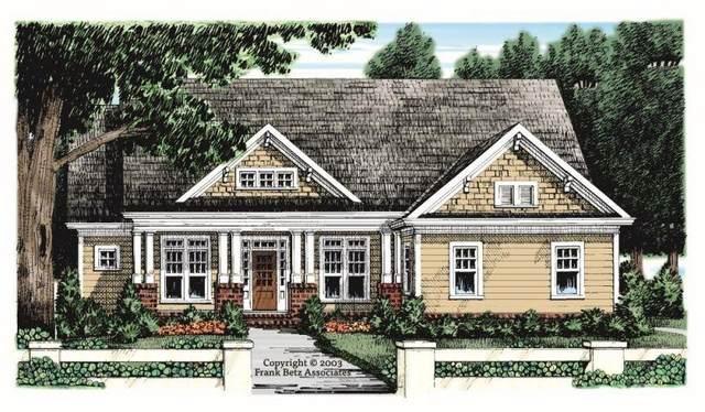 481 Lakewood Drive, Social Circle, GA 30025 (MLS #6923199) :: Todd Lemoine Team