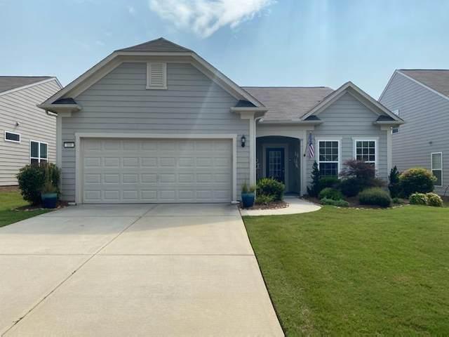160 Riverside Lane, Woodstock, GA 30188 (MLS #6923224) :: North Atlanta Home Team