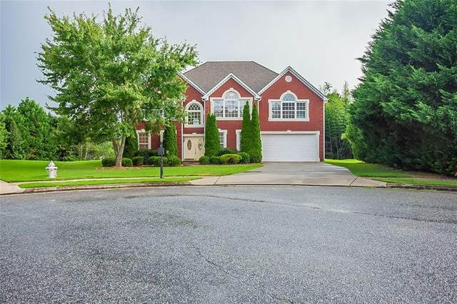 111 Catalina Court, Lawrenceville, GA 30044 (MLS #6923228) :: The Hinsons - Mike Hinson & Harriet Hinson