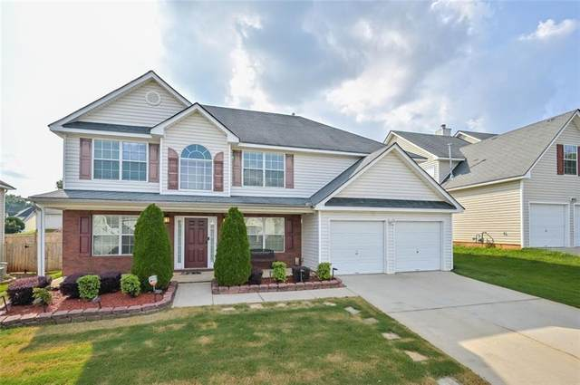 125 Middleton Drive, Covington, GA 30016 (MLS #6923249) :: North Atlanta Home Team