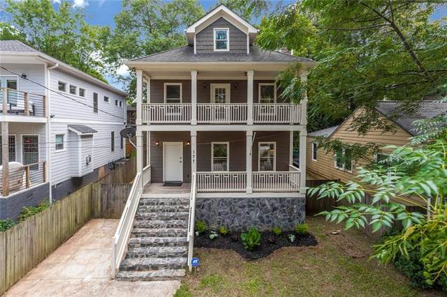 177 Vanira Avenue SE, Atlanta, GA 30315 (MLS #6923253) :: Tonda Booker Real Estate Sales