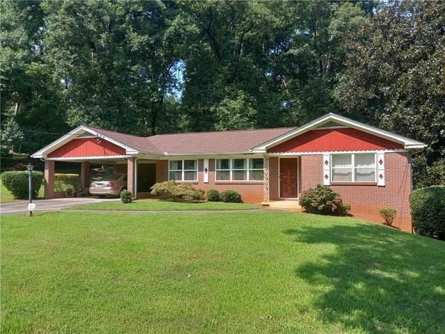 1413 Thomas Road, Decatur, GA 30030 (MLS #6923254) :: North Atlanta Home Team
