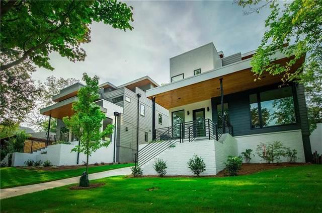 502 Boulevard Place NE A, Atlanta, GA 30308 (MLS #6923260) :: Tonda Booker Real Estate Sales