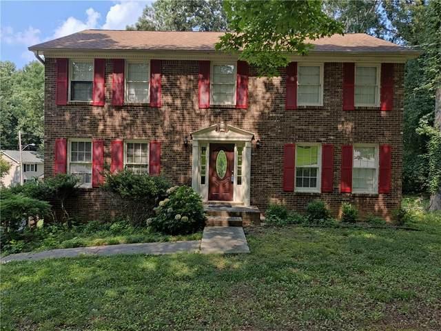 4548 Robie Rd Sw Road SW, Lilburn, GA 30047 (MLS #6923267) :: Atlanta Communities Real Estate Brokerage