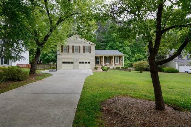 5748 Shawn Terrace, Peachtree Corners, GA 30092 (MLS #6923271) :: North Atlanta Home Team