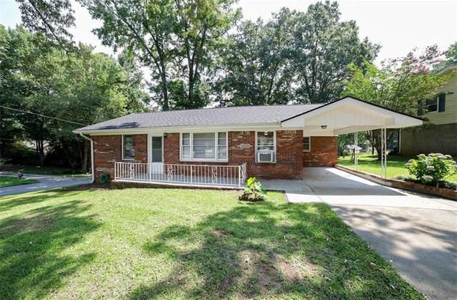 276 Valley Road, Lawrenceville, GA 30044 (MLS #6923280) :: North Atlanta Home Team