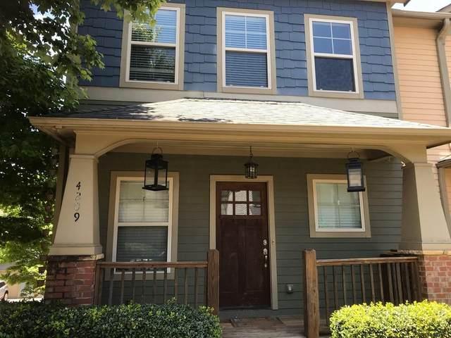 4209 Mastic Pointe, Acworth, GA 30101 (MLS #6923286) :: Tonda Booker Real Estate Sales
