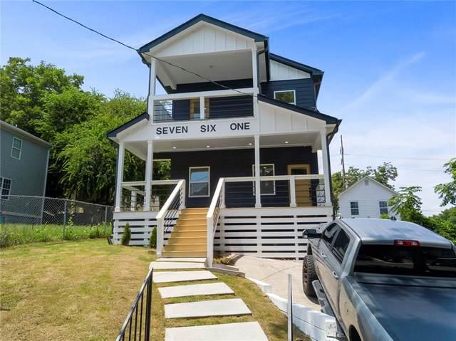 761 Welch Street SW, Atlanta, GA 30310 (MLS #6923291) :: Tonda Booker Real Estate Sales