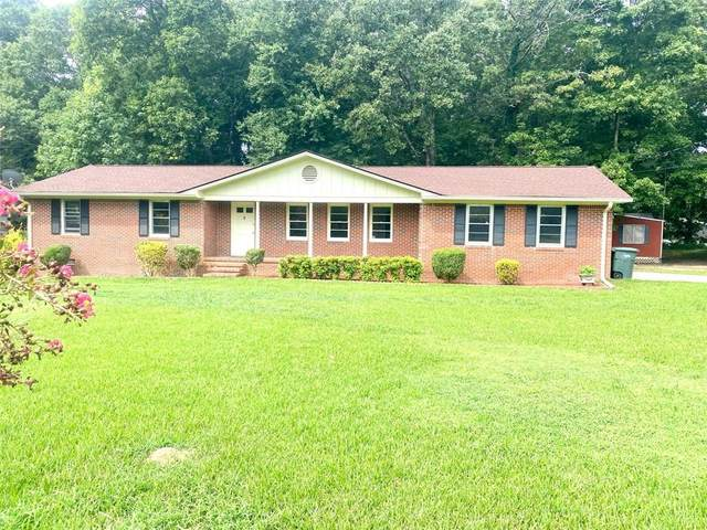 1201 Ethridge Mill Road, Griffin, GA 30224 (MLS #6923300) :: North Atlanta Home Team