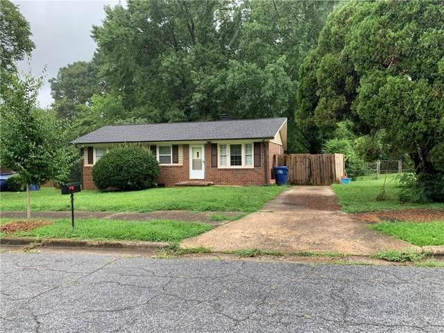 1917 SE Velma Street SE, Atlanta, GA 30315 (MLS #6923310) :: Tonda Booker Real Estate Sales