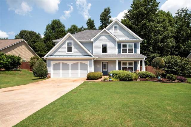 5437 Woodstream Court, Gainesville, GA 30507 (MLS #6923312) :: The Justin Landis Group
