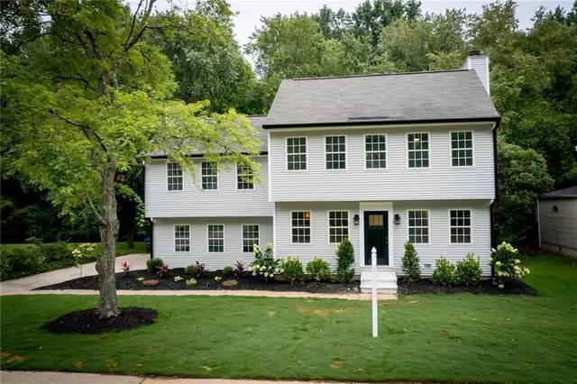 230 Park Bridge Lane, Roswell, GA 30075 (MLS #6923313) :: Tonda Booker Real Estate Sales