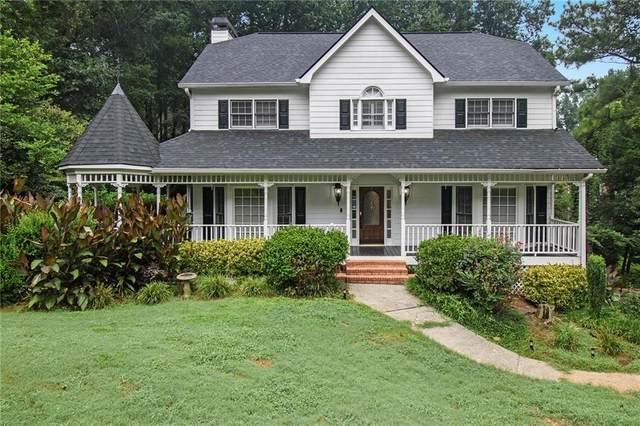 412 Wetona Way, Acworth, GA 30102 (MLS #6923325) :: Path & Post Real Estate