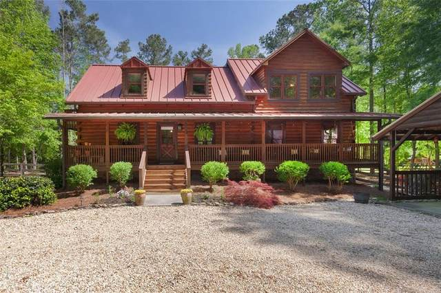 5234 Dewberry Road NW, Acworth, GA 30101 (MLS #6923330) :: North Atlanta Home Team