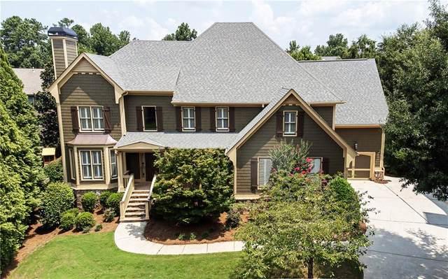 3809 Concord Approach Way SE, Smyrna, GA 30082 (MLS #6923363) :: North Atlanta Home Team