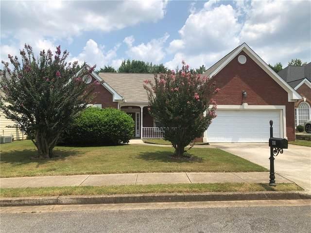 405 NW Grove Spring Court NW, Lilburn, GA 30047 (MLS #6923367) :: North Atlanta Home Team