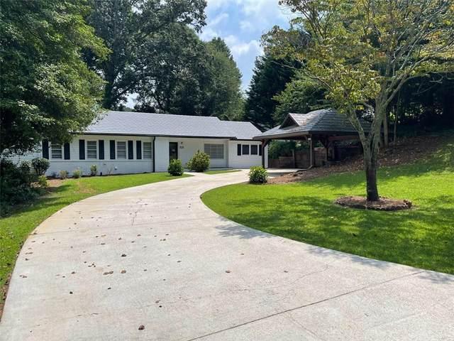 531 Crestview Terrace, Gainesville, GA 30501 (MLS #6923373) :: North Atlanta Home Team