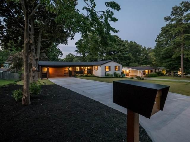 1855 Balmoral Road SE, Smyrna, GA 30080 (MLS #6923375) :: AlpharettaZen Expert Home Advisors