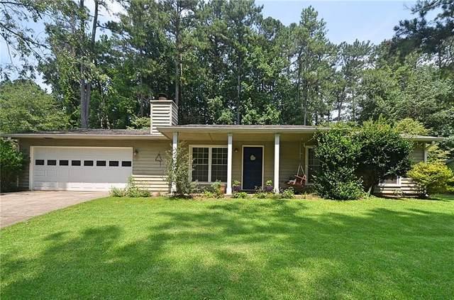 742 Steeple Chase Drive, Lawrenceville, GA 30044 (MLS #6923382) :: AlpharettaZen Expert Home Advisors