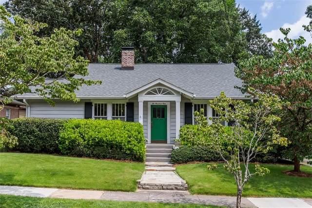 209 Wilton Drive, Decatur, GA 30030 (MLS #6923388) :: AlpharettaZen Expert Home Advisors