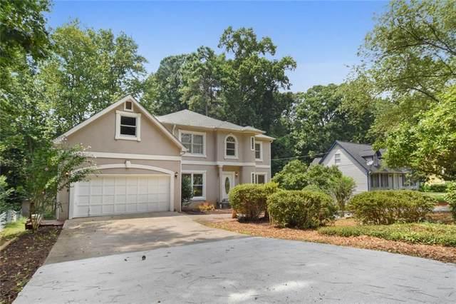 2462 Empire Forest Drive, Tucker, GA 30084 (MLS #6923392) :: North Atlanta Home Team