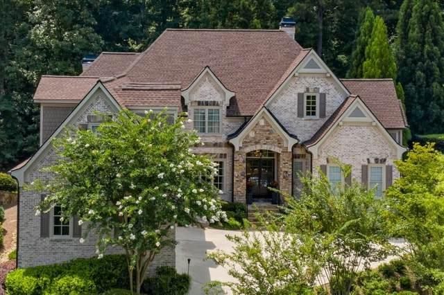 6215 Talmadge Way, Acworth, GA 30101 (MLS #6923402) :: North Atlanta Home Team