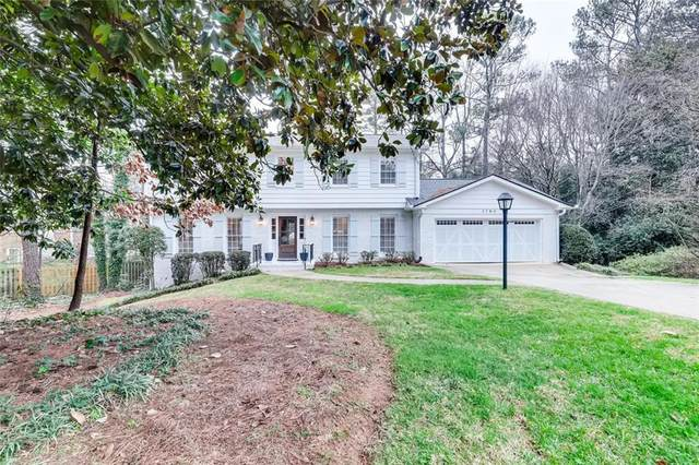 1790 Ashentree Court, Brookhaven, GA 30341 (MLS #6923443) :: North Atlanta Home Team