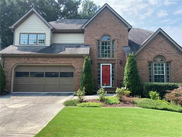 447 Laurian Way NW, Kennesaw, GA 30144 (MLS #6923448) :: RE/MAX Paramount Properties